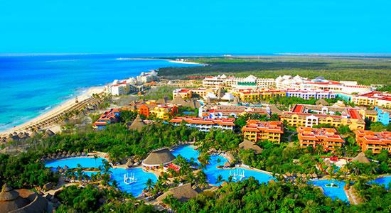 Paraso Beach Cancun Cheap Transfers